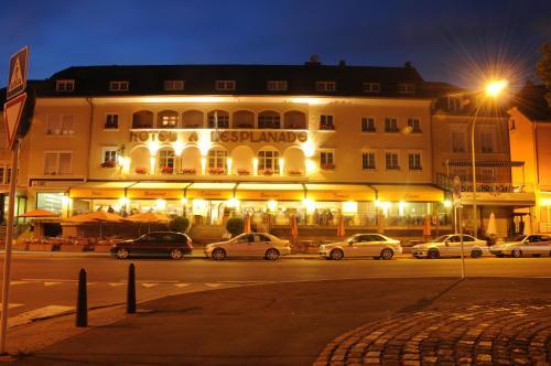 Hotel de l' Esplanade, Remich