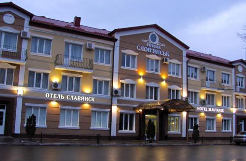 Hotel Slavyansk, Slovians'ka