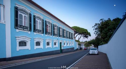 Casa Maria Luisa, Angra do Heroísmo