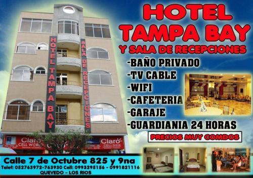 Hotel Tampa bay, Quevedo