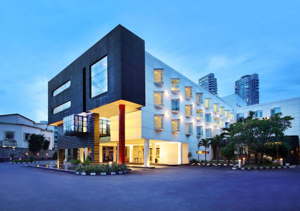 Grandkemang Hotel, South Jakarta