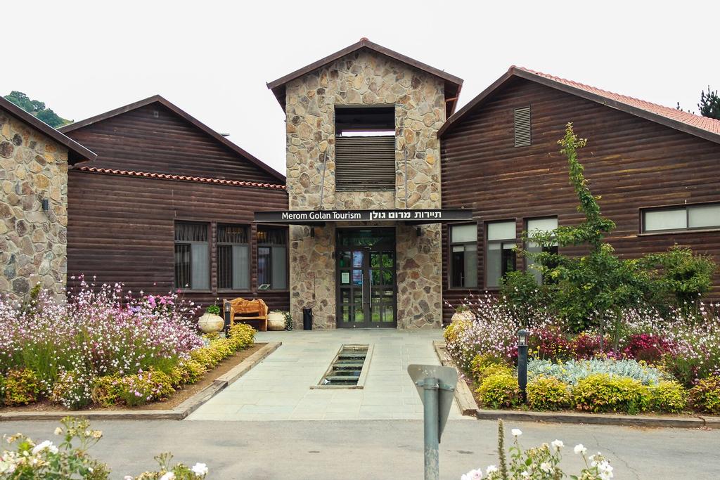 Merom Golan Resort,