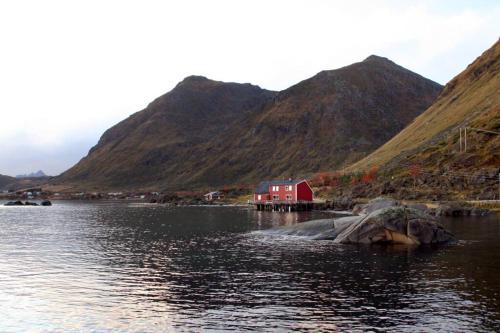 Solodden, Authentic rorbu in Lofoten, Vestvågøy