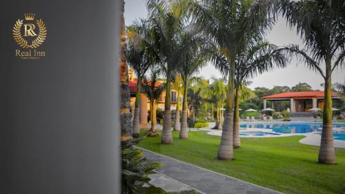 Hotel Real Inn Nuevo Morelos, Jesús Carranza