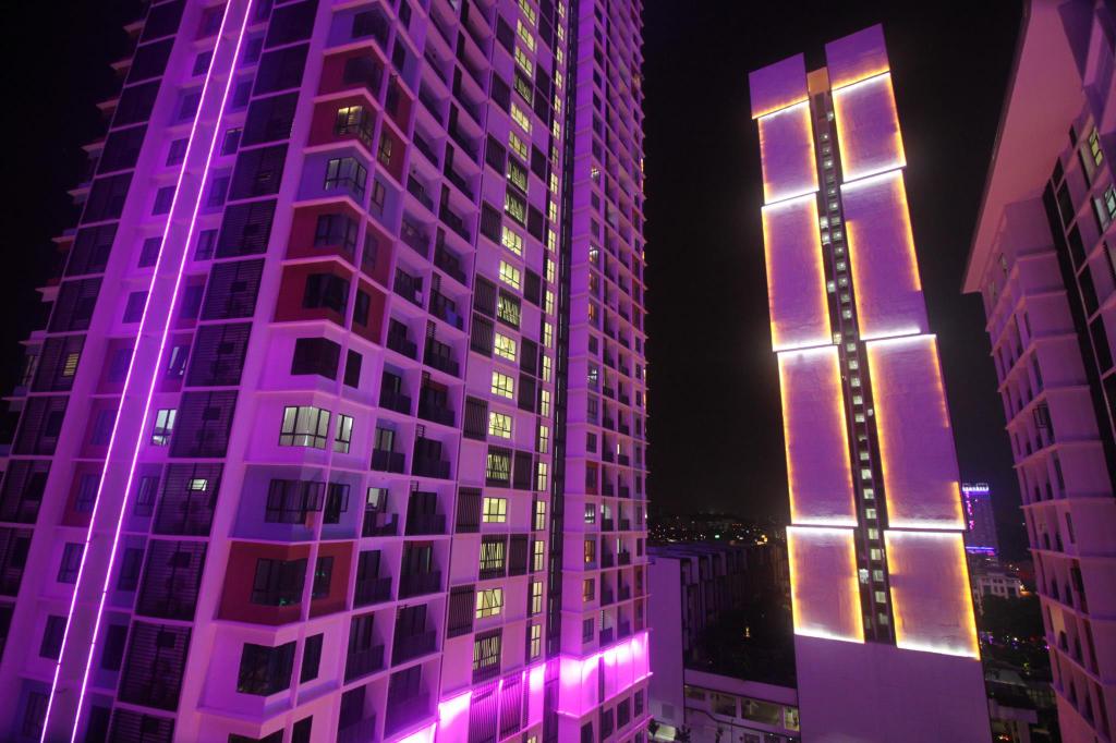Eminent Suite @ i-SOHO,  i-city, Shah Alam, Kuala Lumpur