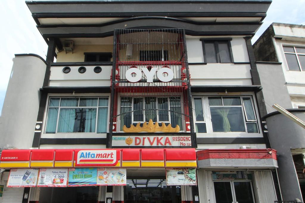 OYO 451 Divka Residence Syariah, Bandar Lampung