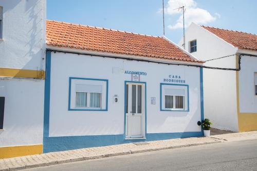 Casa Rodrigues, Santiago do Cacém