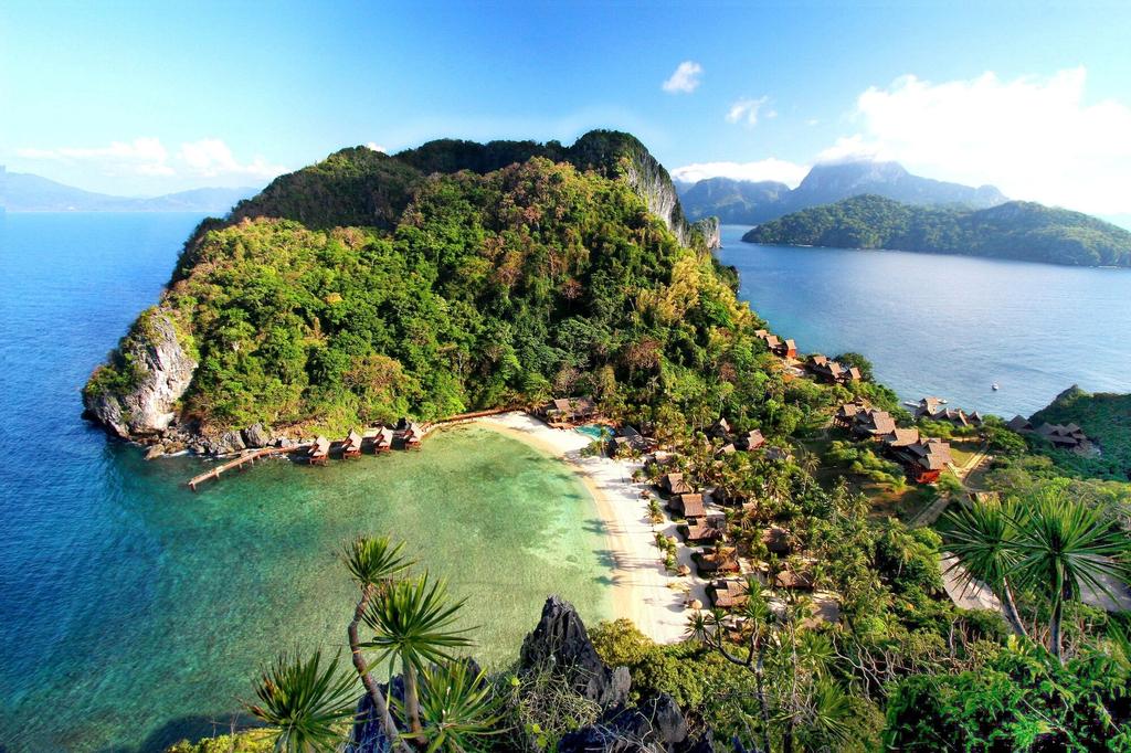 Cauayan Island Resort, El Nido