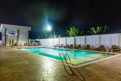 LAIM Hotel, Egbedore