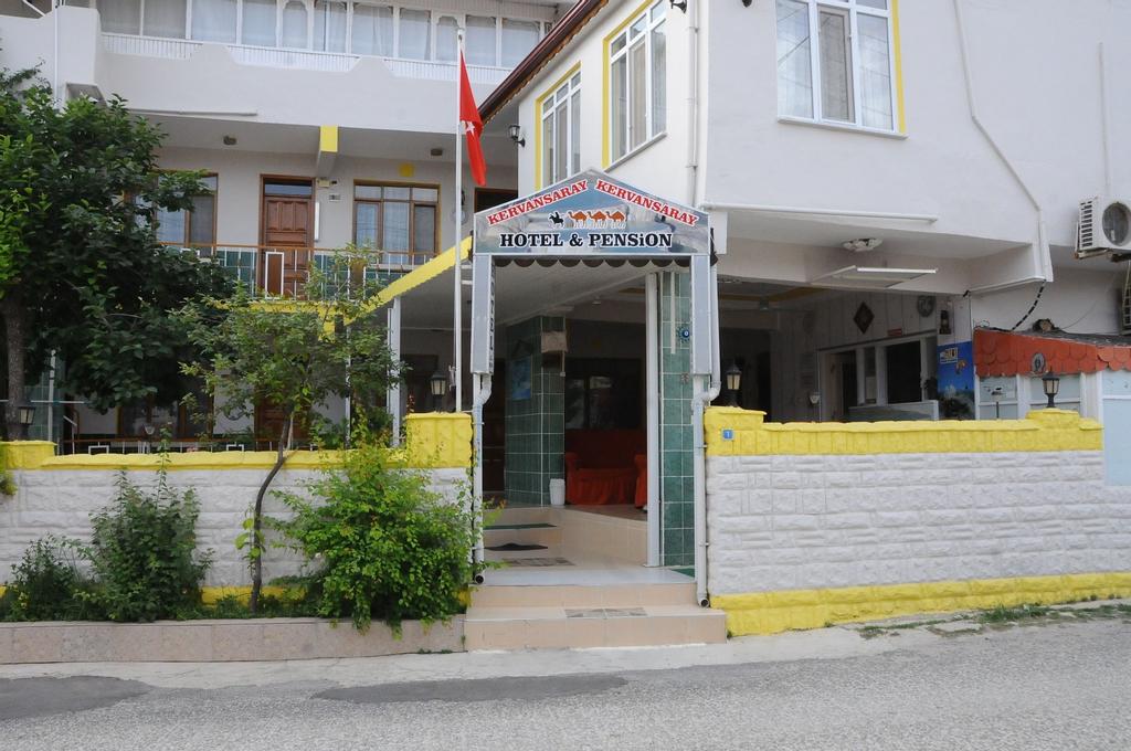 Kervansaray Hotel & Pension, Akköy