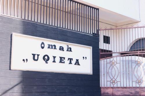 Omah Uqieta Homestay, Yogyakarta