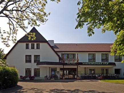 Ringhotel Warnemünder Hof, Rostock