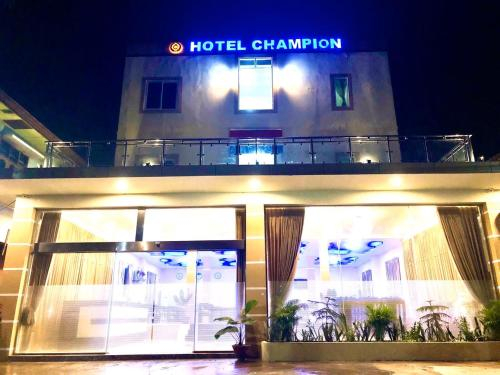 Hotel Champion, Kawkareik