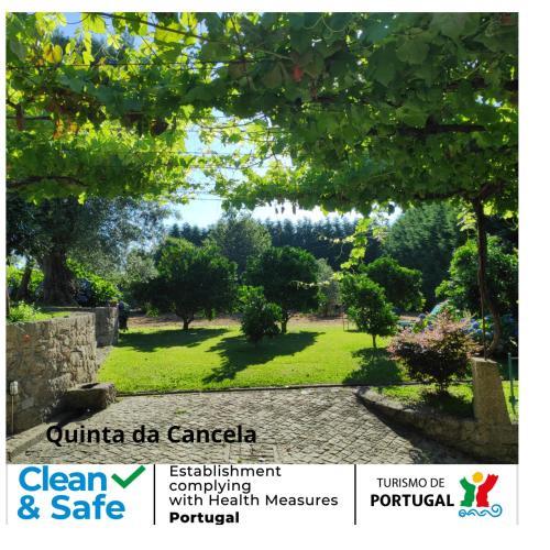Casas da Quinta da Cancela, Barcelos