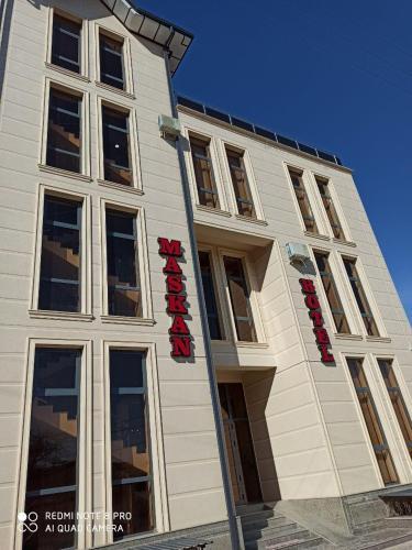 MASKAN HOTEL, Tashkent City