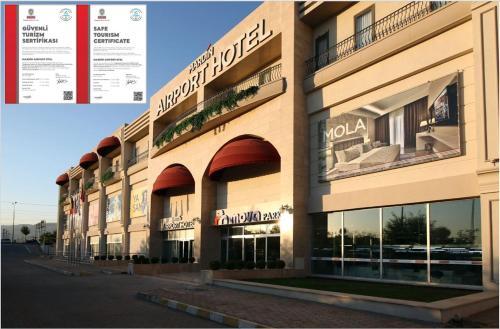 Mardin Airport hotel, Kızıltepe