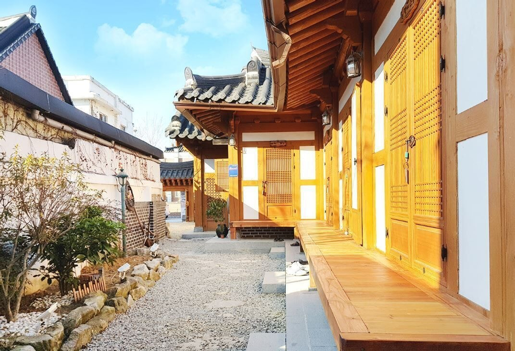 Pretty Hanok House, Jeonju