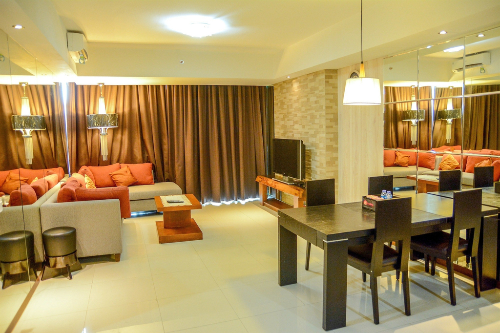 City View Kemang Village Apartment, South Jakarta