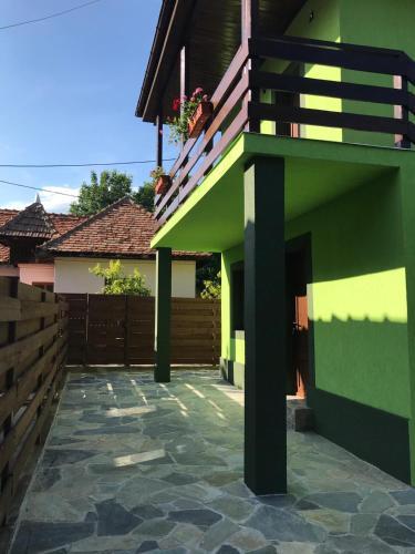 Green House Inn, Calimanesti