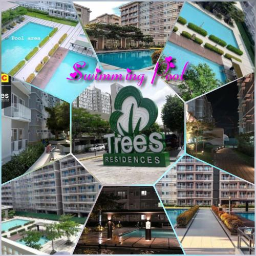 Trees residences condo staycation, Quezon City