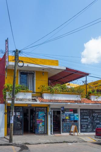 Blanquita, Centro