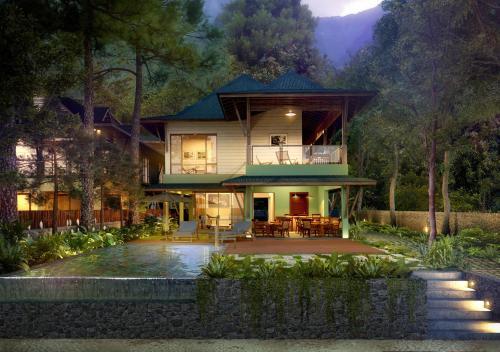 JA Enchanted Waterfront Villas Seychelles,