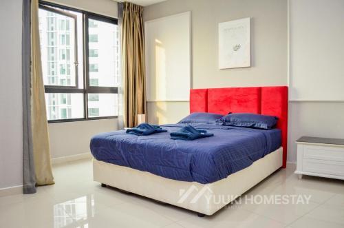 I Soho Apartment I City Yuuki Homestay, Kuala Lumpur