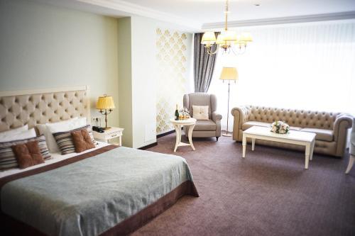 Grumant Resort & Spa, Shchekinskiy rayon