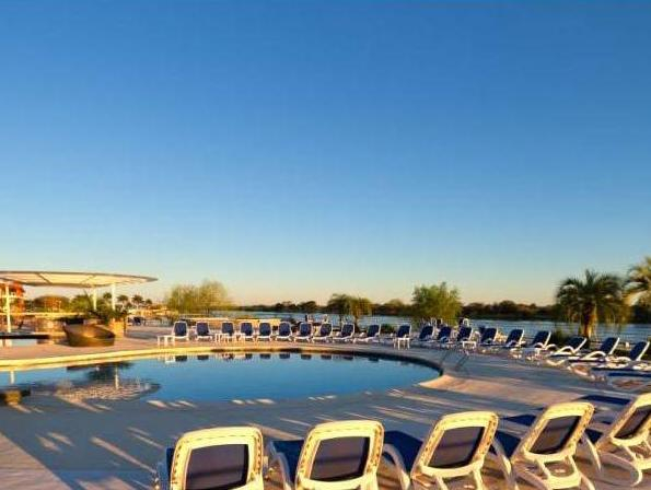 Resort Yacht Y Golf Club Paraguayo, Lambaré