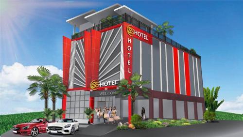 S.S.Hotel Nangrong, Nang Rong