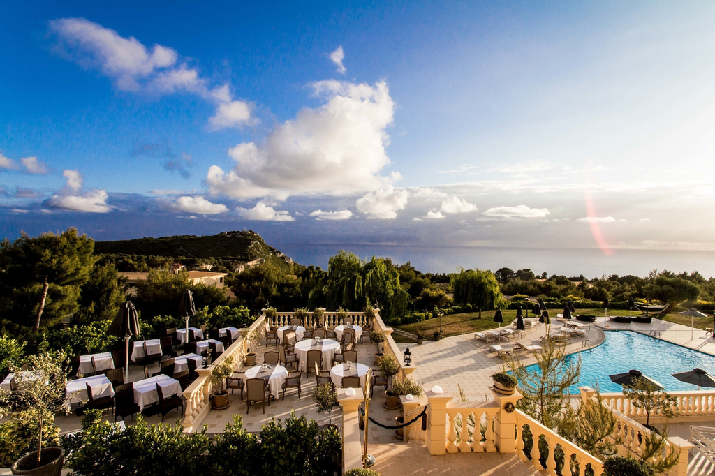 Mabely Grand Hotel, Ionian Islands
