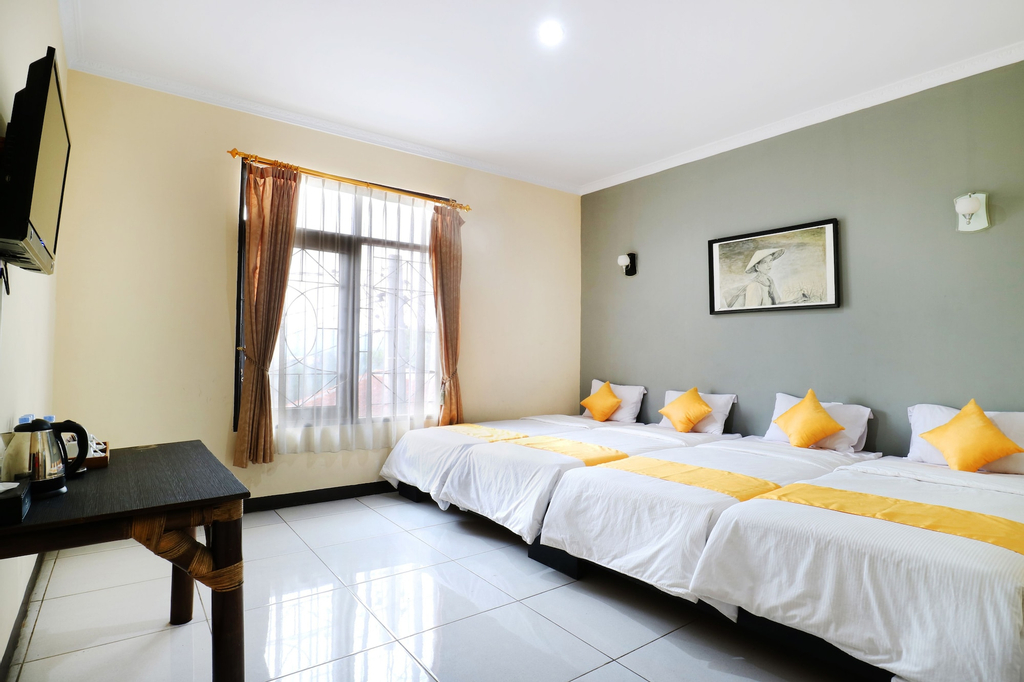 Saung Balibu Hotel, Bandung