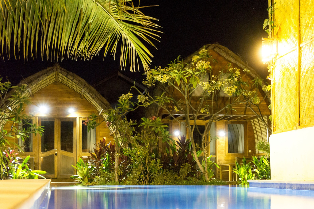 Cotton Tree Cottages, Kepulauan Gili