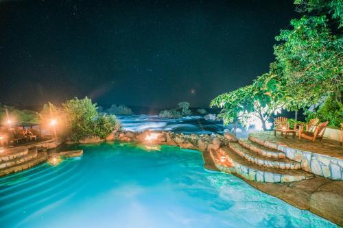 Lemala Wildwaters Lodge, Ntenjeru