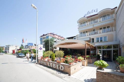 Hotel Lebed,