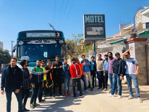 Motel paradiseinn, Bahawalpur