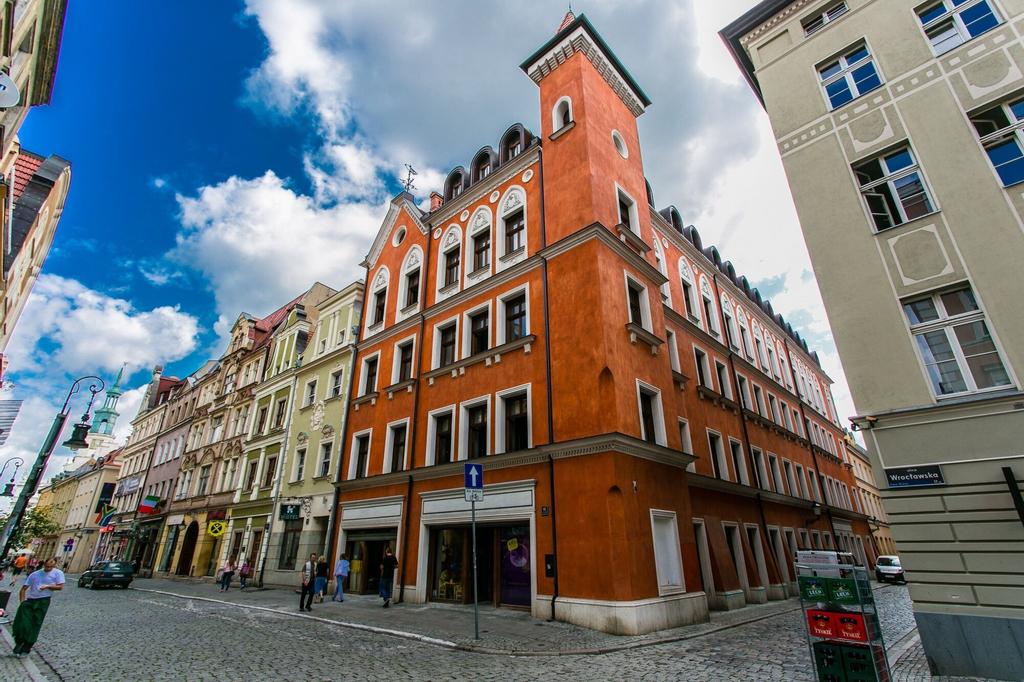 Palazzo Rosso, Poznań City