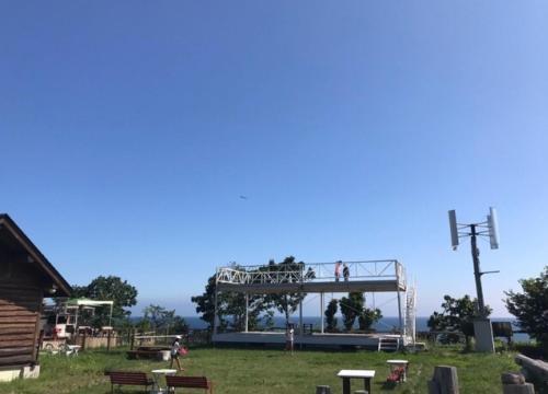 ゲストハウス風の丘, Hokuto