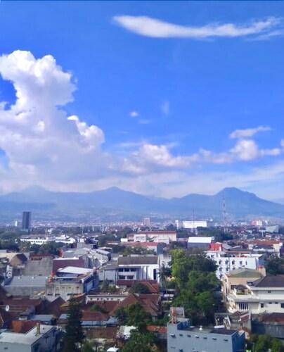 Greko - The Green Kosambi Tower, Bandung