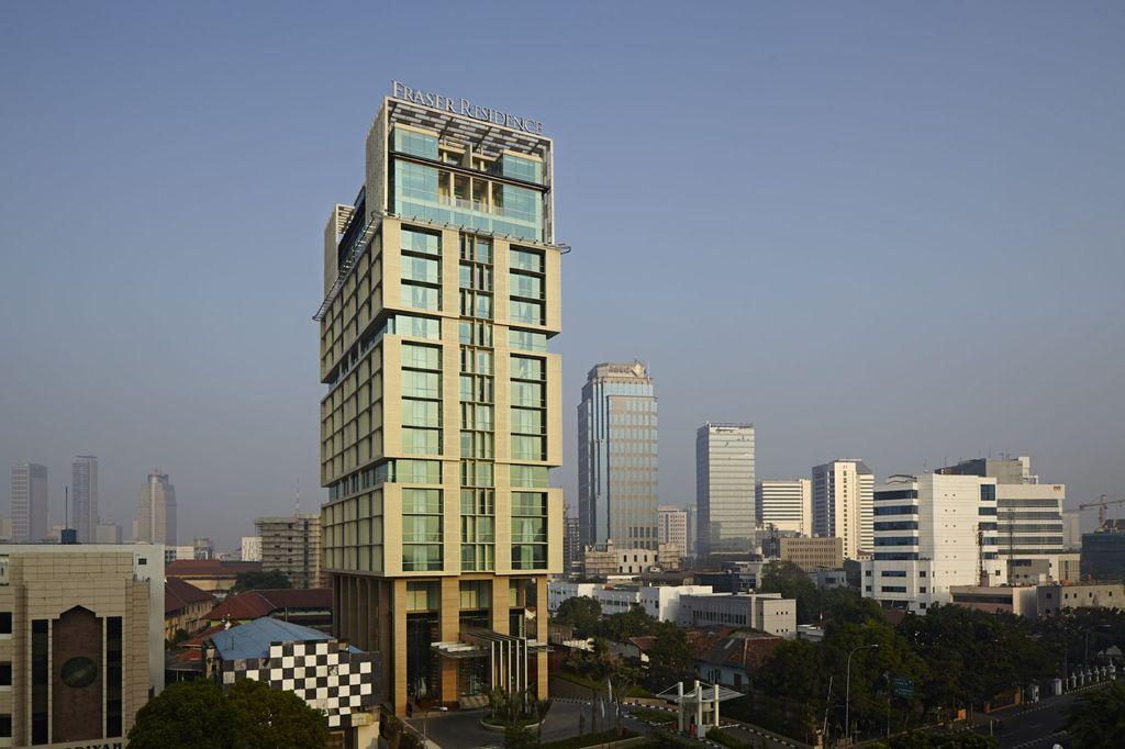 Fraser Residence Menteng Jakarta, Central Jakarta