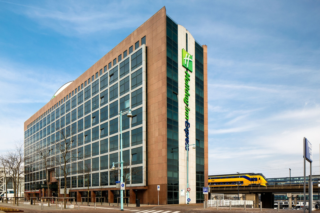 Holiday Inn Express Amsterdam - Sloterdijk Station, Amsterdam