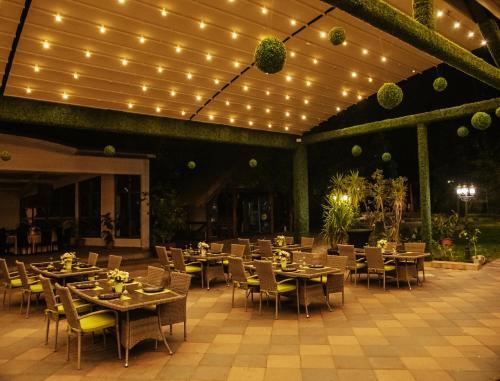 Hotel Restaurant Rustic, Alexandria