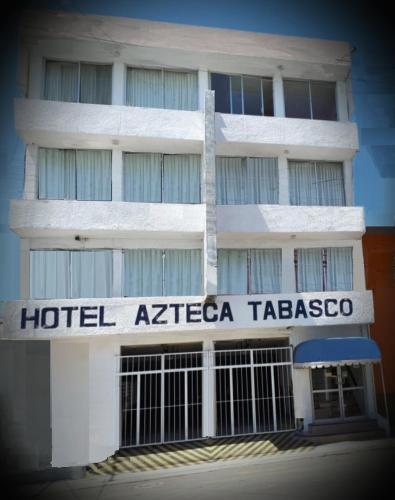 Hotel Azteca Tabasco, Centro