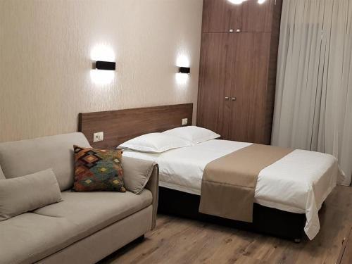 4* Crystal Resort apt., Borjomi