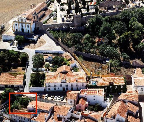 Casa dos Limoeiros, Santiago do Cacém