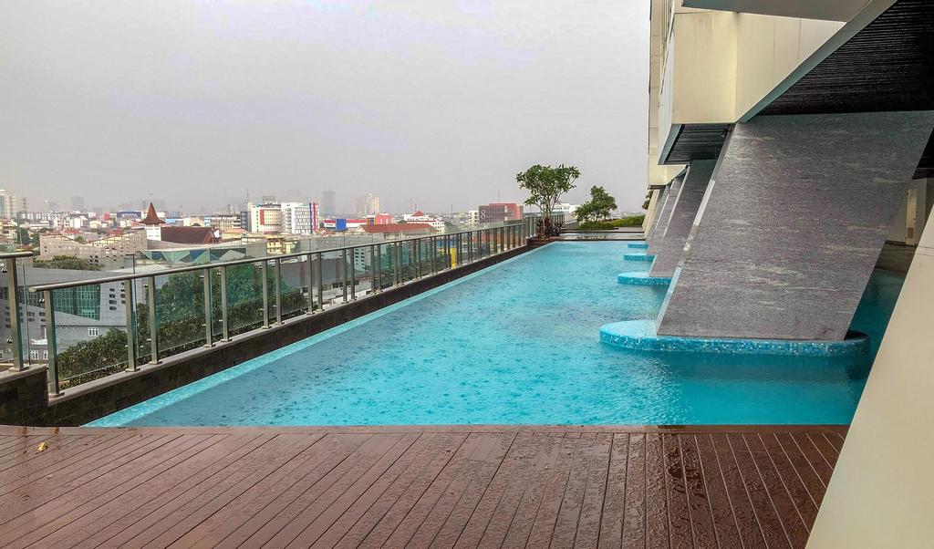 Elegant Studio Apartment @ Menteng Park, Jakarta Pusat