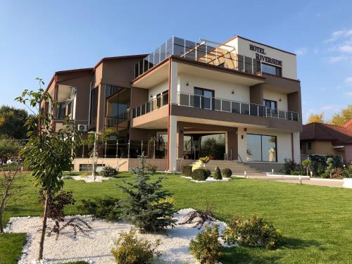 Residence Riverside, Galati