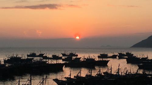 南澳岛蓝海豪景海上公寓, Chaozhou