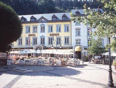 Hotel Koener, Clervaux