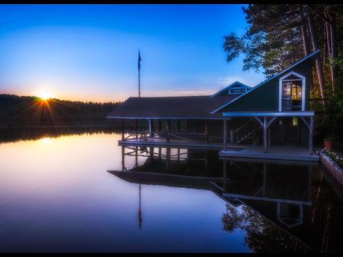 White Pine Camp, Franklin
